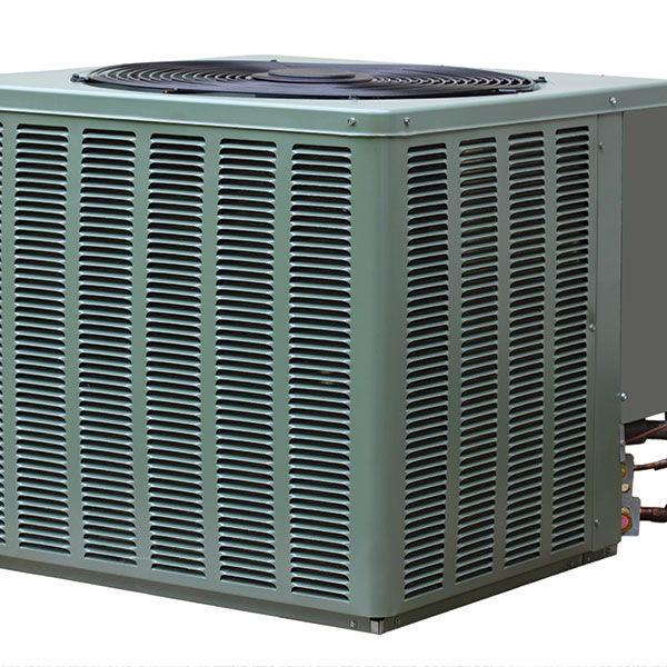 central heating and cooling system