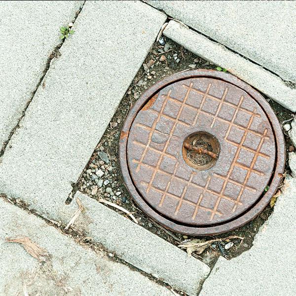 water main shut off valve